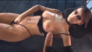 Videogame heroines get juicy sex