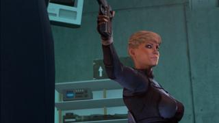 Lara Croft and Cassie Cage the movie